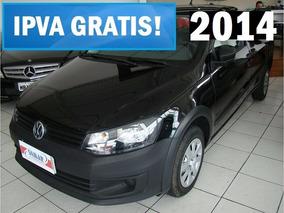 Volkswagen Saveiro 1.6 2014 Sem Entrada
