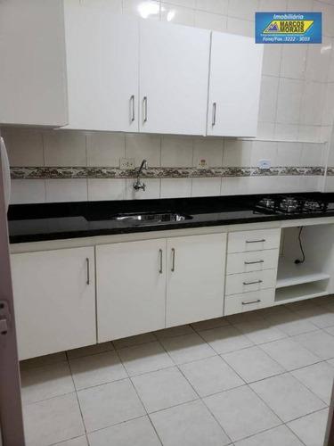 Apartamento Com 2 Dormitórios Para Alugar, 57 M² Por R$ 1.000/mês - Vila Trujillo - Sorocaba/sp - Ap2396