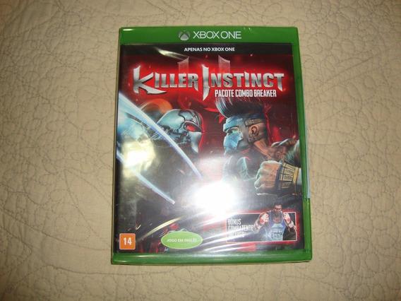Killer Instinct Lacrado Para Xbox One