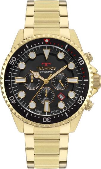 Relógio Technos Masculino Skymaster Cronógrafo Js25cd/4c