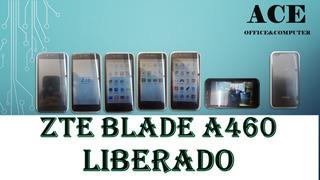 Zte Blade A460 Liberado