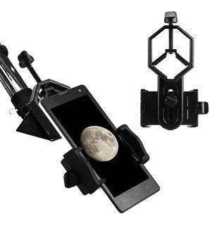 Adaptador Lente Para Microscopio Telescopio Teléfono C/envio