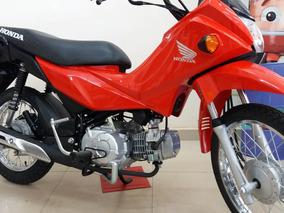 Honda Pop 110i Freios Cbs Gas Injeção Eletronica 4 Marchas