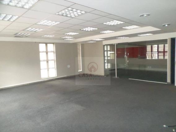 Andar Corporativo Comercial Para Locação, Funcionários, Belo Horizonte. - Ac0002