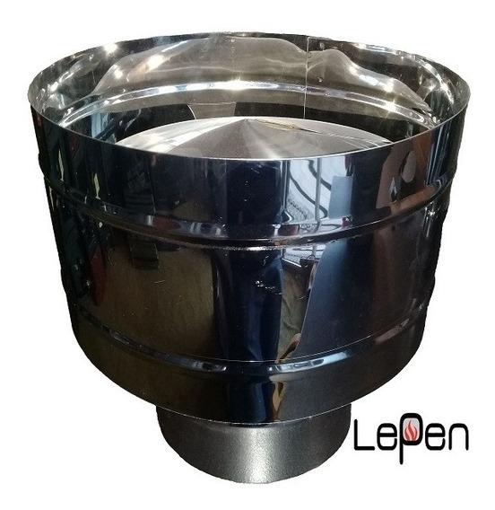 Sombrero Ventury De 6 En Acero Inoxidable - Lepen-