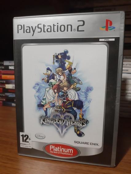 Kingdom Hearts 2 Ps2 Pal Europeu Original