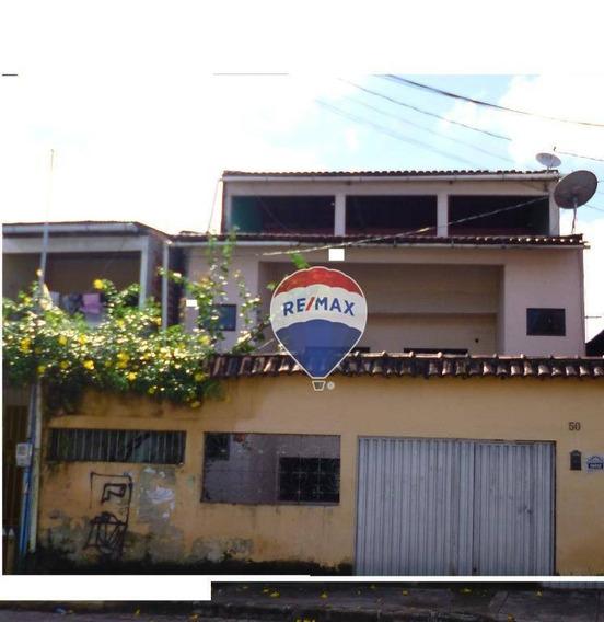 Casa À Venda, 218 M² - Telégrafo Sem Fio - Belém/pa - Ca0182
