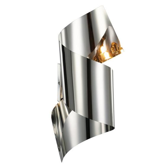 Arandela Cônica Em Aço 1 Lâmpada Steel Ar-087 Mais Gawt