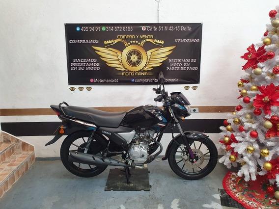 Yamaha Ycz 110 Mod 2020 Al Día Traspasó Incluido Nueva¡¡