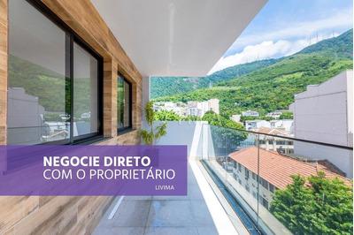 Cobertura A Venda Com 164 M² Obra Recém Entregue Na Tijuca - Co0015