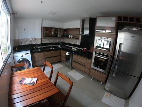 Apartamento Reformado Composto Por 02 Quartos  Sendo 01 Com Suíte Praia Do Morro - Ap00652 - 68091904