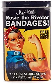Rosie Las Vendas Remachadoras