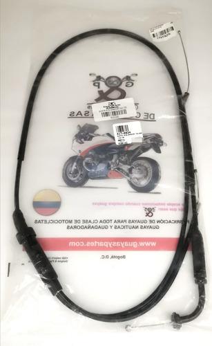 Guaya Cable Acelerador Con Funda Ts 125 Z/cn/cr R417-0834
