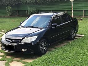 Vendo Ou Troco Honda Civic 1.7 Lxl Aut. 4p 2006