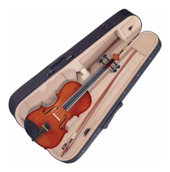 Palatino Pv-1/4 Violin Con Estuche Para Estudiante - Oddity