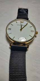 Relógio Feminino Armani - Primeira Linha Super Barato