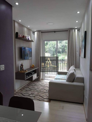 Excelente Apartamento À Venda No Condomínio Terraço Dos Bandeirantes Em Santana De Parnaíba  Confira!!! - Ap2957