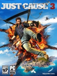 Just Cause 3 / Ps4 / Cuenta Primaria / Digital / Juga Ya!