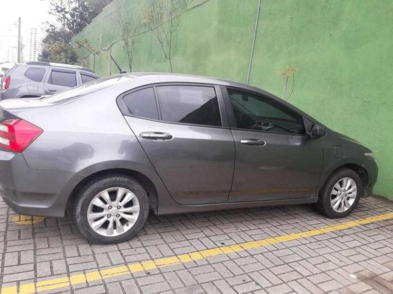 Honda City 2013 Completo E Automático