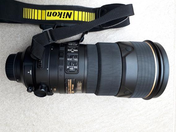Lente Nikon Af-s 300 2.8 Ed G Ii Vr