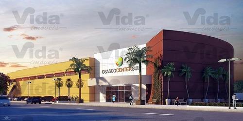 Salas Comercial Para Venda, 50.64m² - 37296