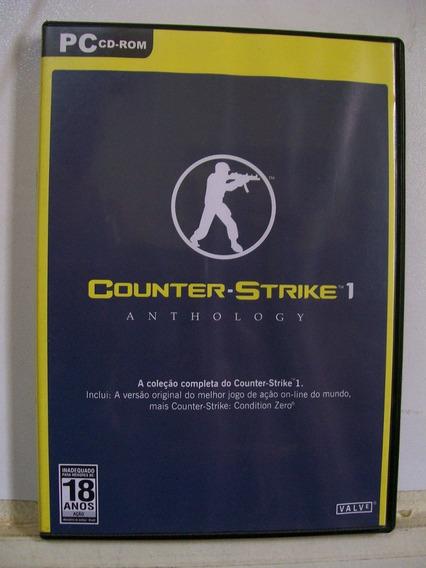 Counter Strike 1 Anthology - Pc - Original