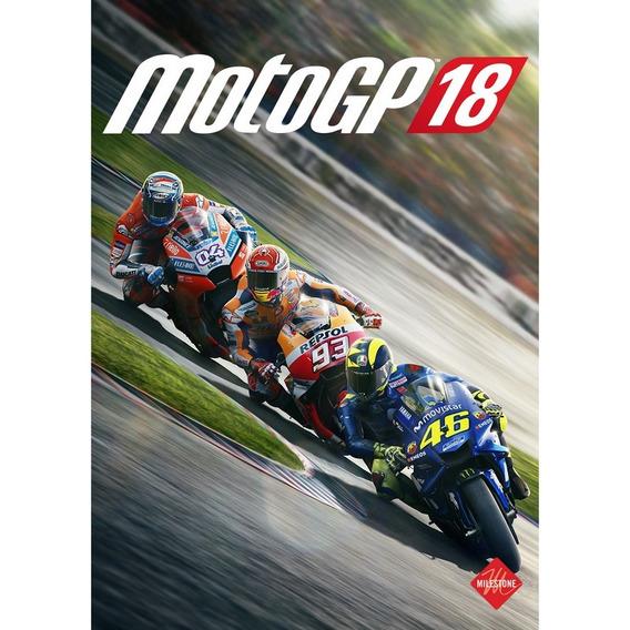 Motogp 18 Pc + Multiplayer Online