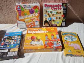 Brinquedos Educativos Diversos Leia Campo Descrição Do Anúnc