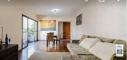 Imagem 1 de 25 de Apartamento Para Alugar, 180 M² Por R$ 5.640,00/mês - Paraíso - São Paulo/sp - Ap4090