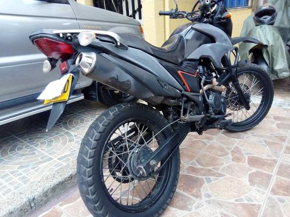 Akt Ttr 2015 Motor 150cc Nuevo Montado En Modelo 125