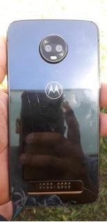 Moto Z3 Play 64gb E 4 De Raw Com Um Leve Trincado Na Trazeir