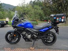 Suzuki Vstrom 650 Abs 2014