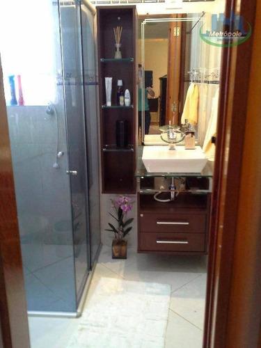 Apartamento À Venda, 58 M² Por R$ 234.900,00 - Jardim Testae - Guarulhos/sp - Ap0629