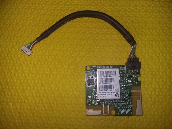 Placa Wi-fi Hp P1102w | Sdgob-0892 Usada !