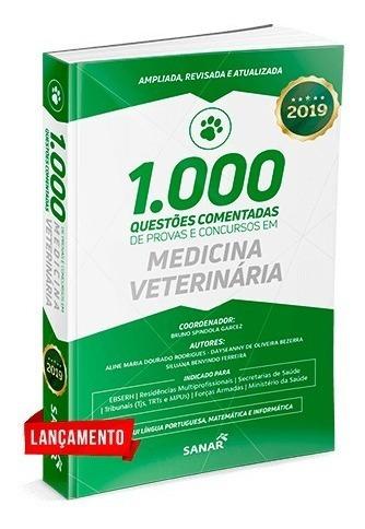 Medicina Veterinária - 1.000 Questões Comentadas