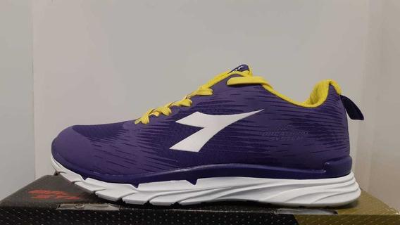 Zapatillas Diadora Nj 303 Mujer Violeta
