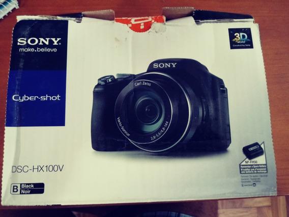 Máquina Fotográfica Sony Dsc Hx100 V