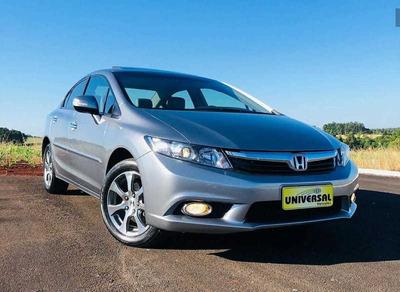 Honda Civic Sedan Exr 2.0 Flexone 16v Aut
