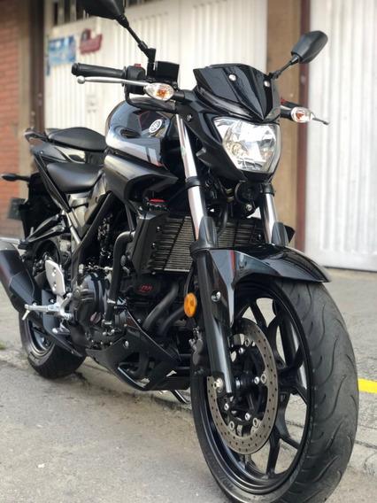 Yamaha Mt03 Modelo 2020