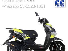 Motocicleta Vento Terra Rz 2019 Placas Gratis Mensualidades