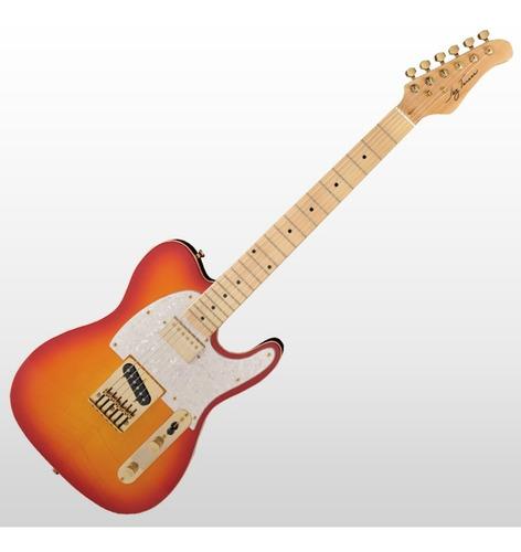 Imagen 1 de 9 de Guitarra Electrica Telecaster Custom Jay Turser