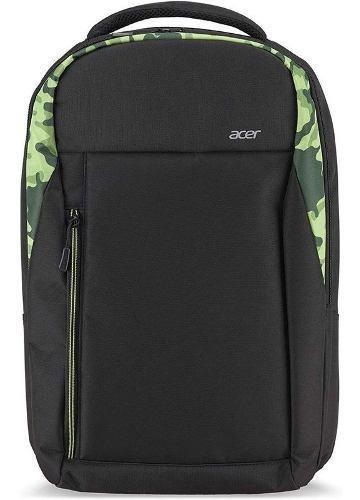 Mochila Para Notebook Acer Camuflada 15,6