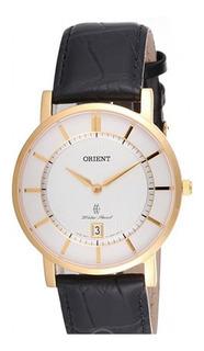 Reloj Orient Fgw01002w0. Cuero. Cristal Zafiro. Nuevo