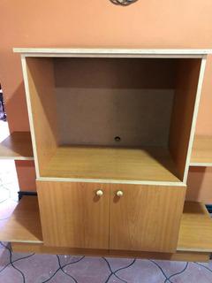 Mueble Para Pantalla En Madera, En Tejar Cartago