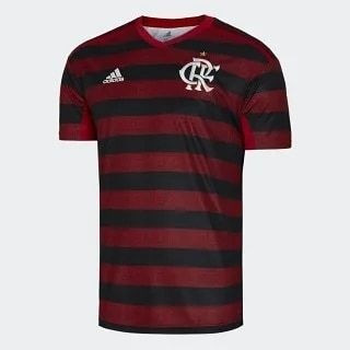 Camisa Flamengo Masculina 2019-20 ( Pronta Entrega )