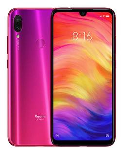 Xiaomi Note 7 4gb 64gb Versao Global +capa+pelicula+fone