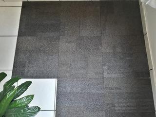 Placas De Carpete Glasbac Importada Para Escritório M²