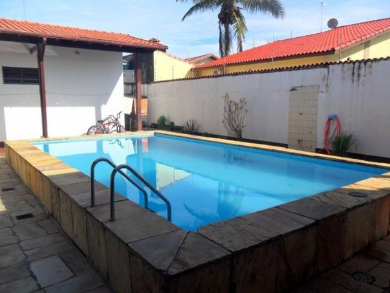 Casa Em Parque Turístico, Peruíbe/sp De 560m² 4 Quartos À Venda Por R$ 600.000,00 - Ca52849
