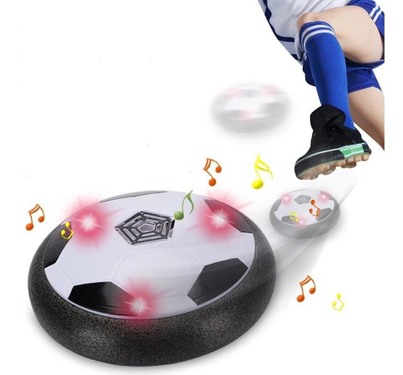 Hover Ball Balon Flotante Led Electronico /e A