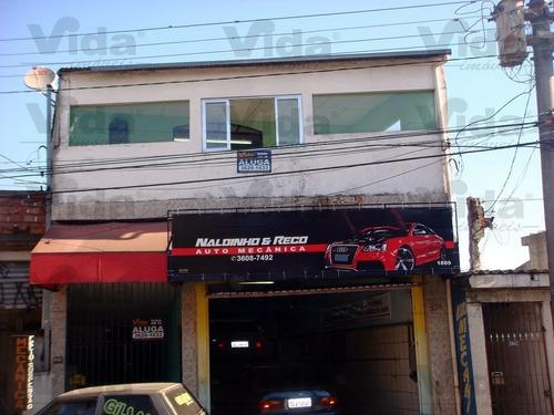 Salão Comercial Para Locação Em São Pedro  -  Osasco - 25088